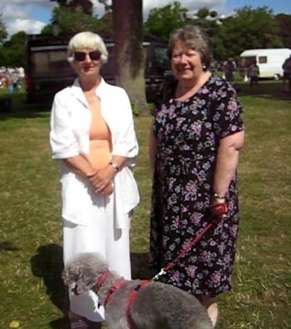 3. Eileen Melrose and Beryl Fooks