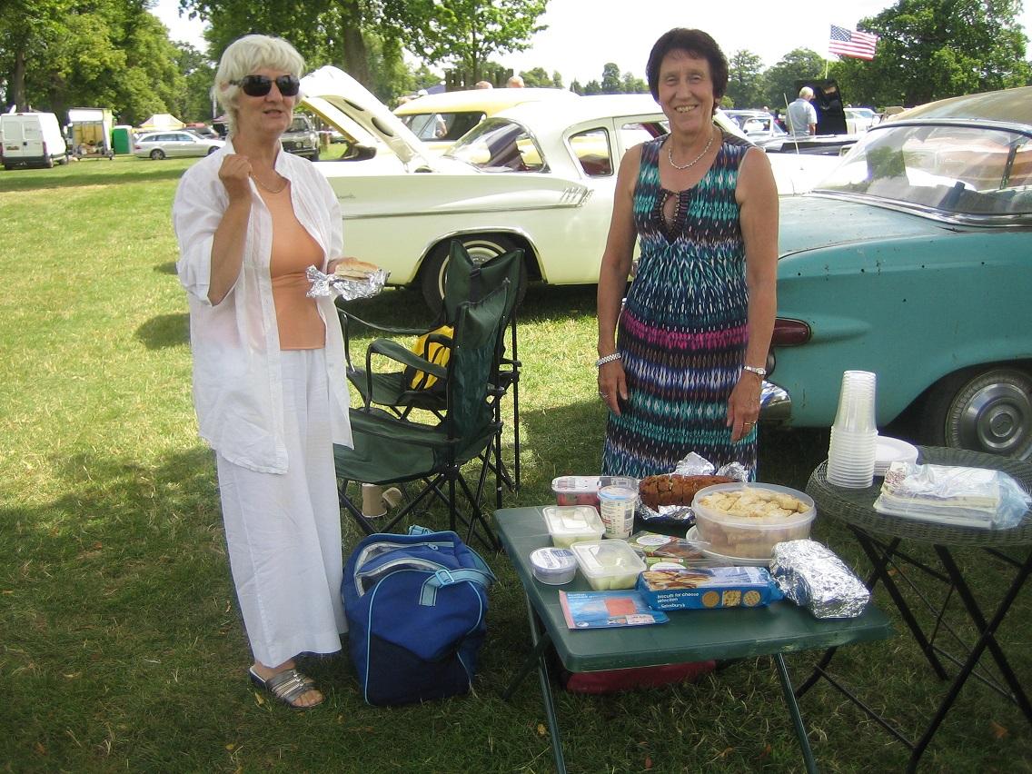 4. Eileen Melrose and Ann Burr