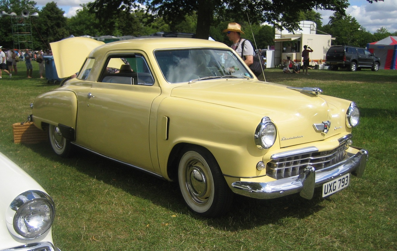7. 1949 Starlight owned by Slim and Beryl Fooks