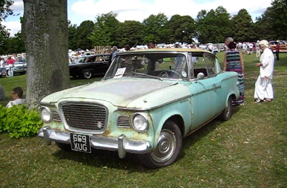 9. 1959 Lark owned by Neville Partridge