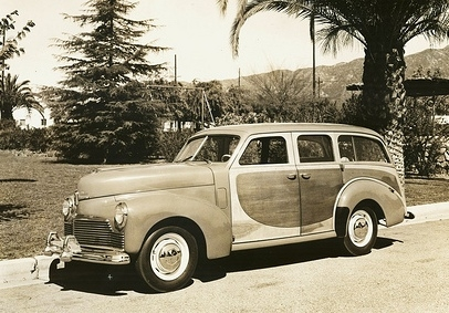 1942 Champion Woody