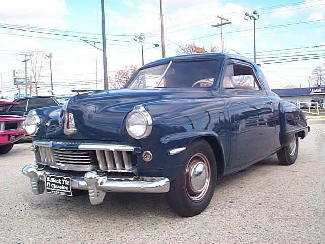 1949 Champion Business Coupe