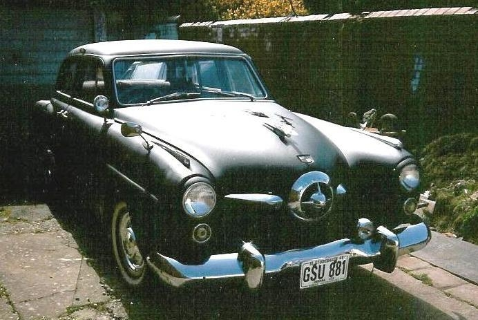 1950 Landcruiser RDH Ted Gibbs