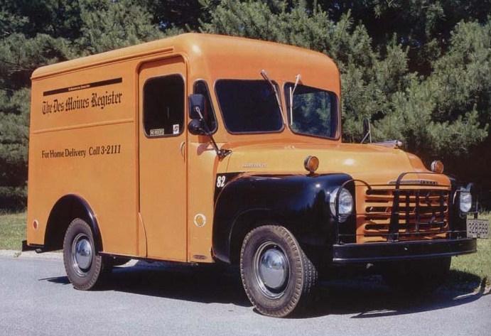 1951 Stude Delivery Van