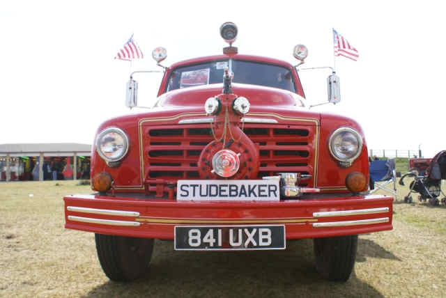 1952 Fire Engine Albert Dean