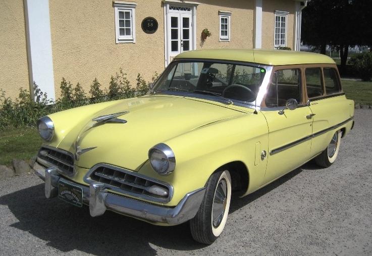 1954 Conestoga Wagon