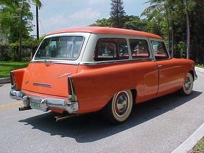1954 Conestoga