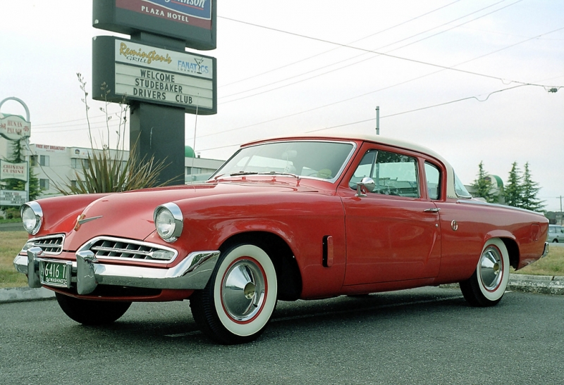 1954 Coupe