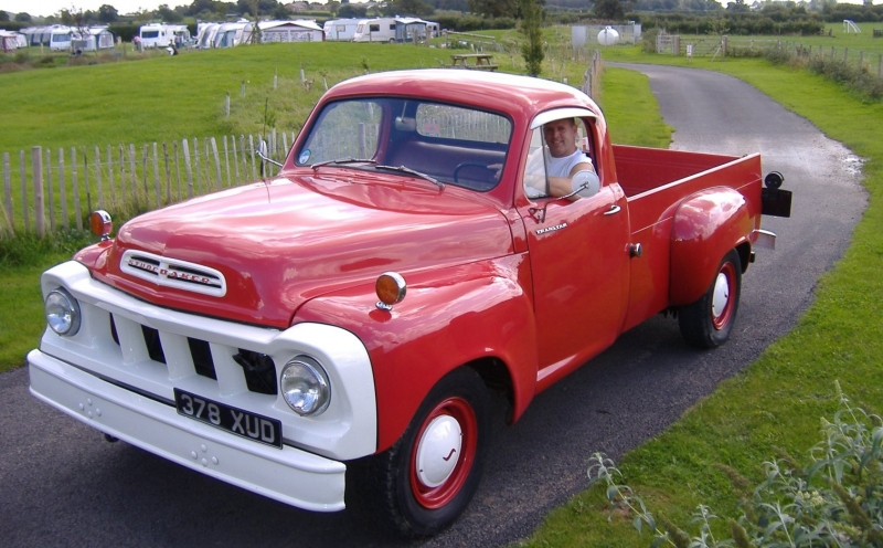1957 Transtar Pick-up Graham Ashall