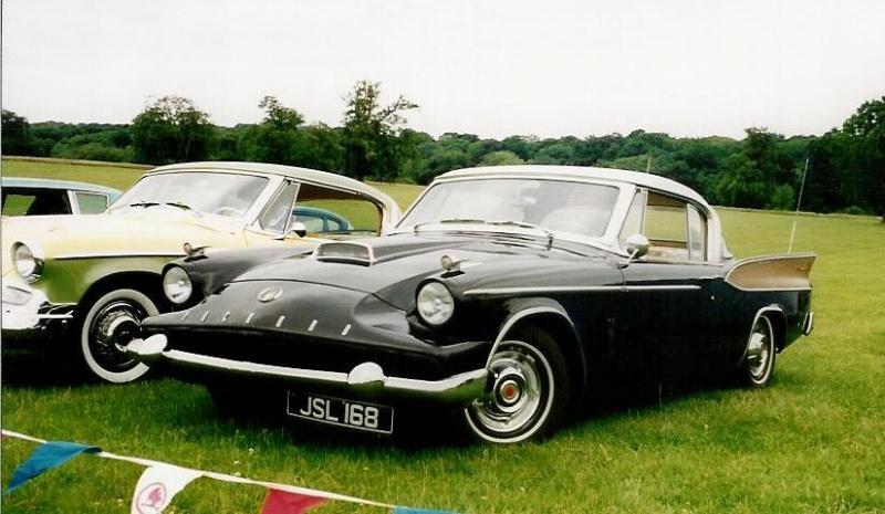 1958 Packard Hawk Pat Donlan