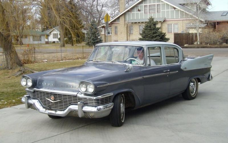1958 President sedan
