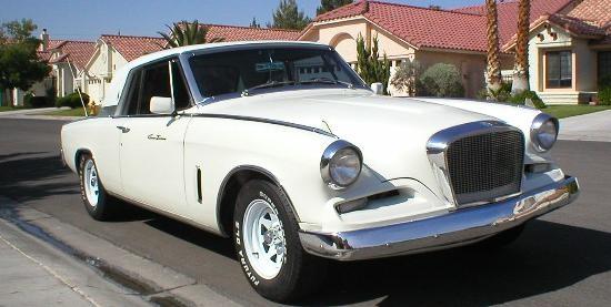 1962 GT Hawk Gary Walters