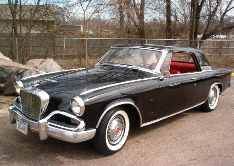 1962 GT Hawk