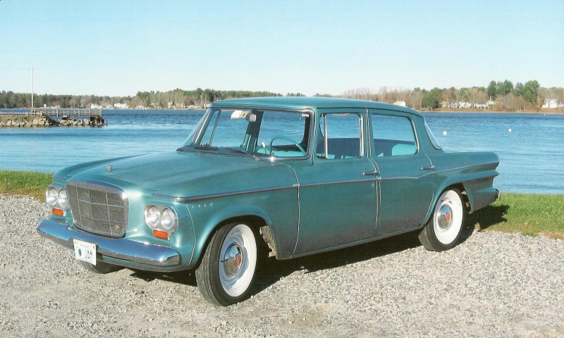 1962 Lark 4-door