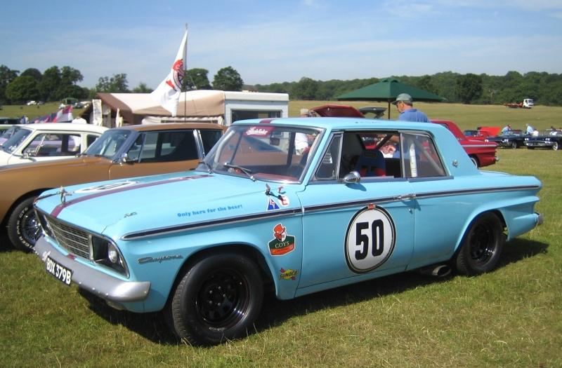 1964 Daytona Micky Bolton