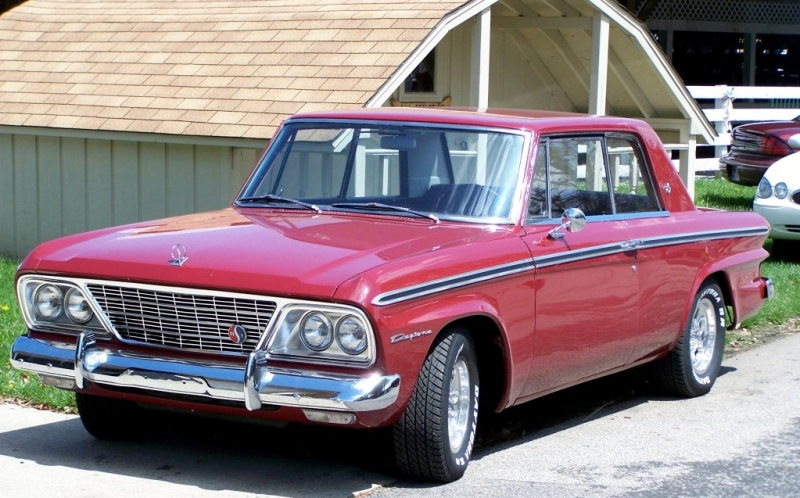 1964 R1 hardtop