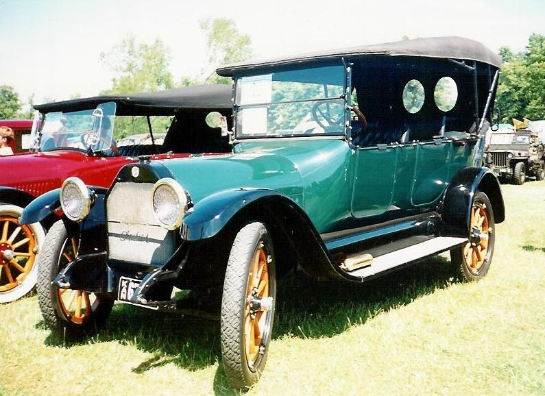 1914 Studebaker at ROG