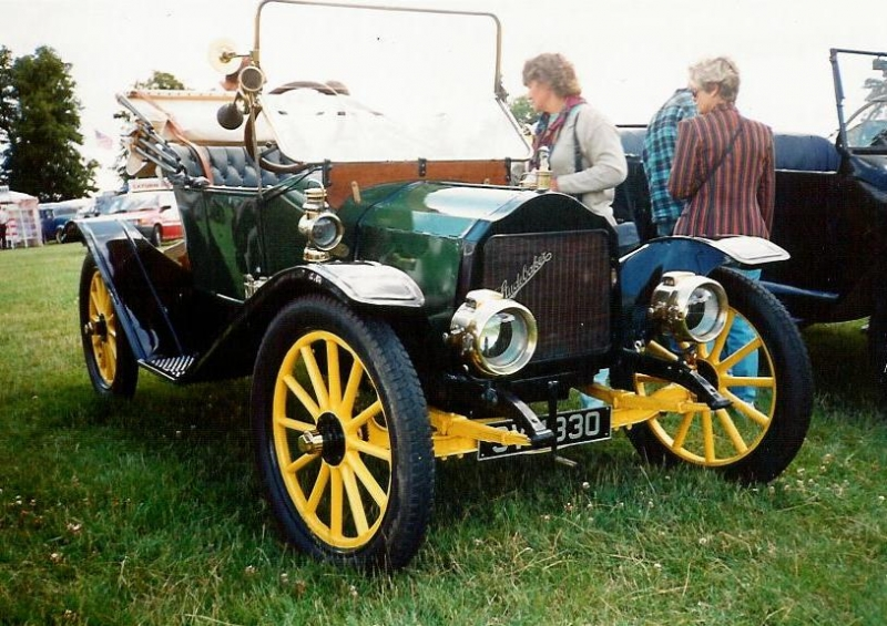 1916 Roadster at ROG
