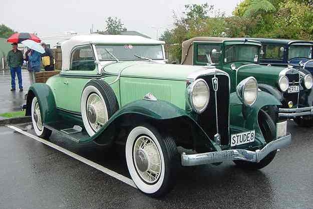 1931 Roadster