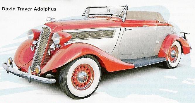 1935 Dictator Roadster