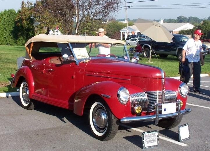 1939 Champion 4-door cvt
