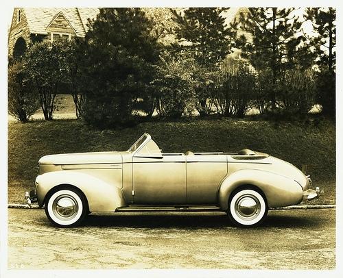 1940 4-door cvt