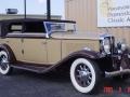 1932 Stude Convertible 4-door